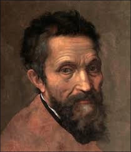 18 février 1564 : L'un des plus grands artistes de la Renaissance, sculpteur et peintre, à qui l'on doit notamment le plafond de la chapelle Sixtine, décède à l'âge de 88 ans. De qui s'agit-il ?