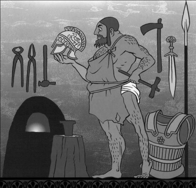 Trouvant son fils trop laid, la mère d'Héphaïstos le balança d'une falaise. Qui est-elle ?