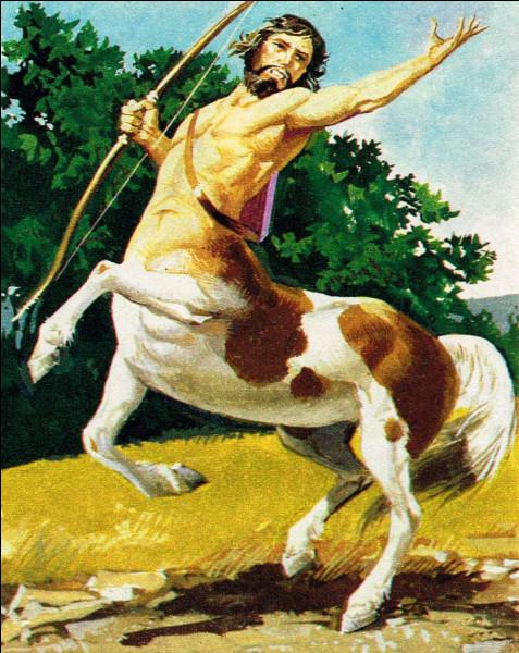 Fils de Pan, ce centaure était réputé pour être à la fois un excellent chasseur et un admirateur dévoué des Muses et de leurs arts, inventeur des applaudissements. Qui est-il ?