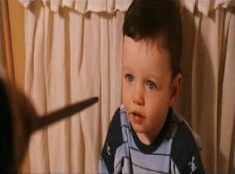 Comment Harry a-t-il cassé un vase quand il était petit ?