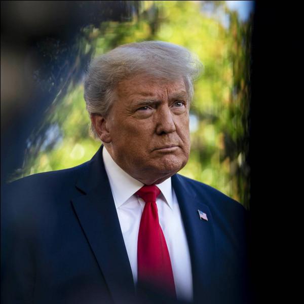 Comment se nomme le successeur de Donald Trump à la Maison-Blanche ?
