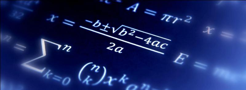 En maths, quelle est la valeur de pi (π) ?