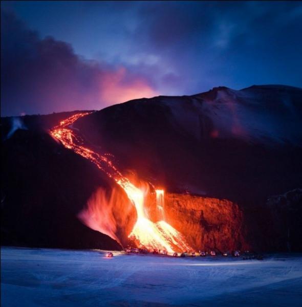Eyjafjallajökull peut être aussi employé pour désigner le volcan qui se trouve sous le glacier. Quel est son nom exact ?