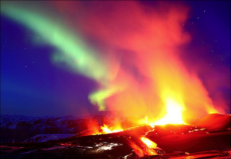 Ce volcan est-il actif aujourd'hui ?