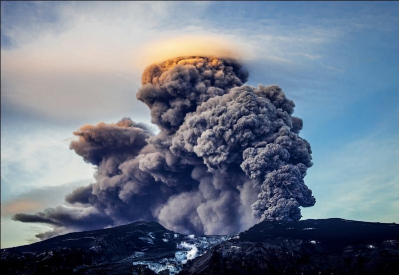 Quand est-il entré en éruption pour la dernière fois ?