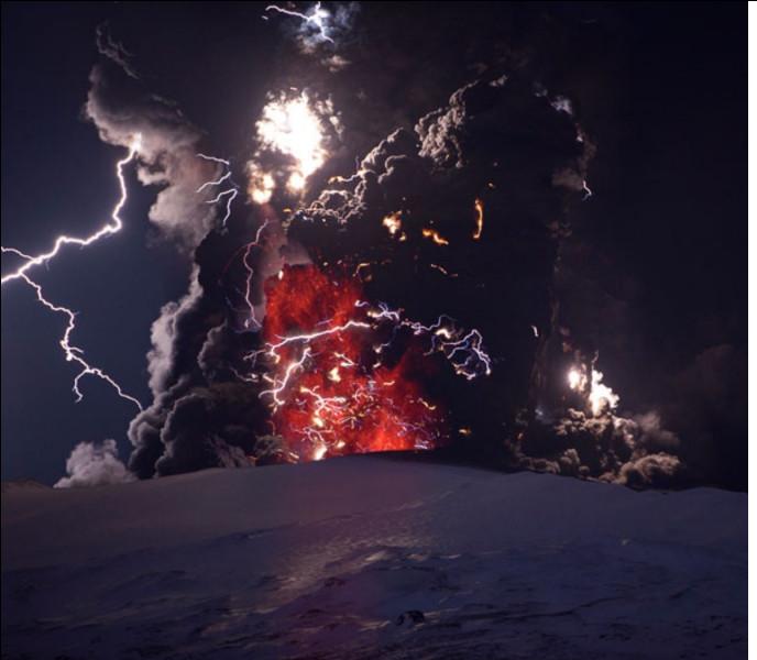 Combien de fois est-il entré en éruption ?