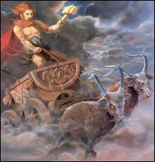 Dans la mythologie nordique, comment s'appelle le marteau de Thor ?