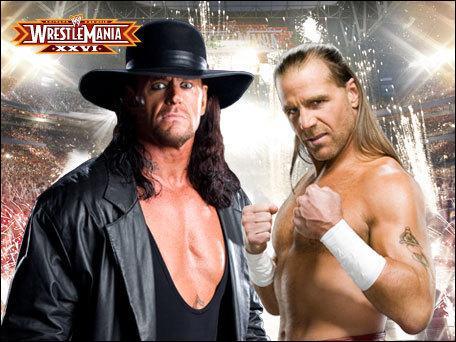 Qui a gagné entre Shawn Michaels et Undertaker ?