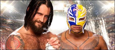 Qui a gagné entre Rey Mysterio et CM Punk ?