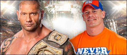 Qui a gagné entre Batista et John Cena ?