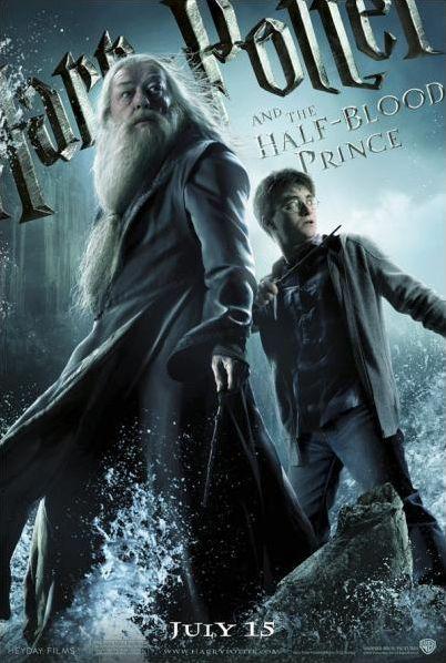 Albus Dumbledore dans harry potter