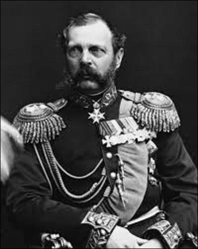 13 mars 1881 : Quel tsar de Russie se fait assassiner, après déjà neuf tentatives de meurtres, par l'organisation anarchiste Narodnaïa Volia (soit en français : la Volonté du peuple) ?
