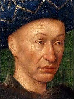 Quel roi rencontra-t-elle au château de Chinon en 1429 ?