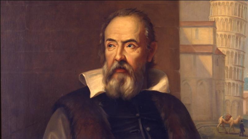 En quelle année Galilée voit-il le jour ?