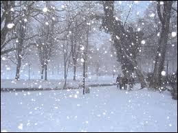 À partir de quelle température la pluie se transforme-t-elle en neige ?