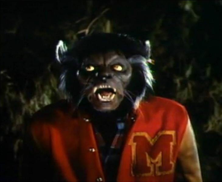 """En quel animal se transforme Michael Jackson dans le clip de """"Thriller"""" ?"""