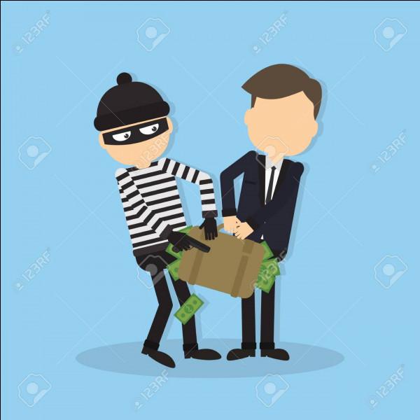 Le flic ripou a été pris la main dans le sac. Qui est-il ?