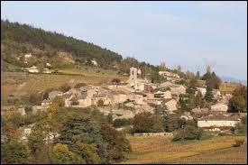 Commune Saône-et-Loirienne, La Roche-Vineuse se situe en région ...