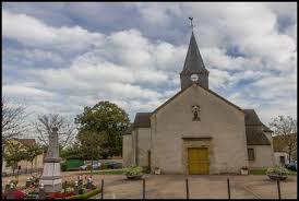 Commune Bourbonnaise, Lusigny se situe dans l'ex région ...