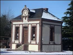 Commune Euroise, Quessigny se situe en région ...