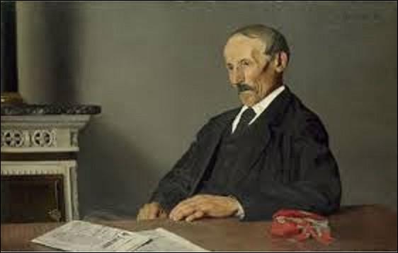 À quel nabi doit-on ce tableau nommé ''Le vieux concierge'' peint en 1893 ?