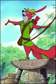 """Quel est le nom de la forêt dans """"Robin des Bois"""" ?"""