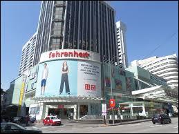 """Où se trouve le centre commercial """"Fahrenheit 88"""" ?"""