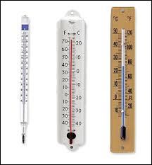 Quel physicien allemand qui inventa le thermomètre à mercure ?