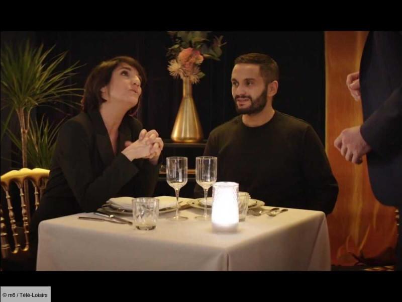 Quel peut être le thème du sketch avec Florence Foresti et Malik Bentalha ?