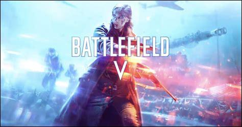 """Durant quelle guerre se déroule """"Battlefield 5"""" ?"""