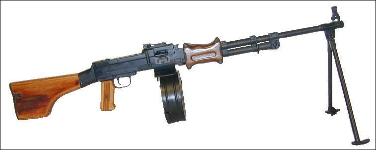 Quelle est cett arme ?