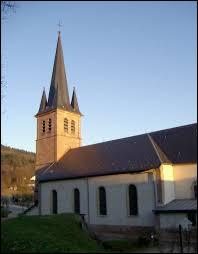 Nous sommes toujours dans le Grand-Est, cette fois devant l'église Saint-Nabord-et-Gorgon, à Saint-Nabord. Ville de l'aire urbaine Romarimontaine, elle se situe dans le département ...