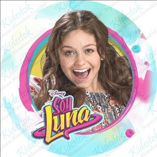 """Quelle actrice joue dans la série """"Soy Luna"""" ?"""