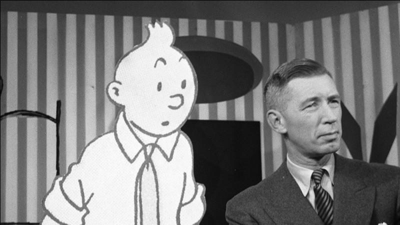 Quel était le vrai nom d'Hergé ?