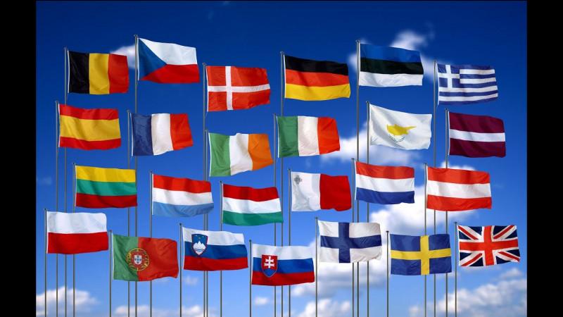 De quelle couleur est le drapeau du Canada ?