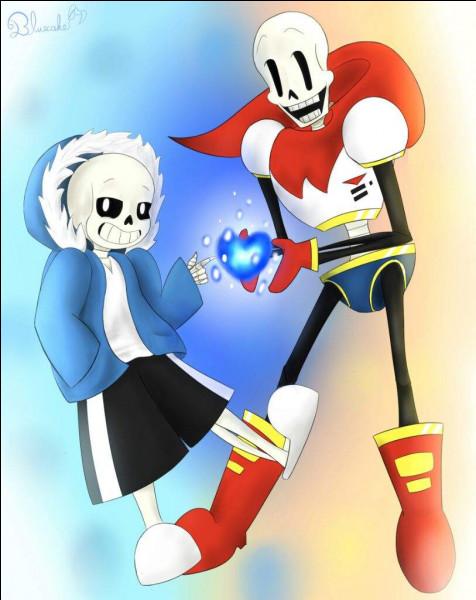 Qui sont ces deux squelettes ?