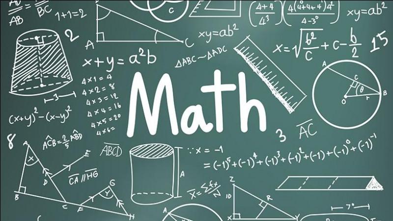 Maths : combien font 3 + 5 - 2 ?