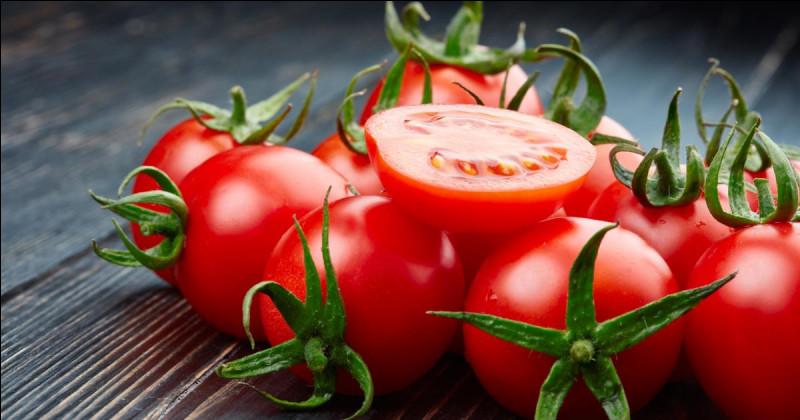 Bonus : la tomate est :