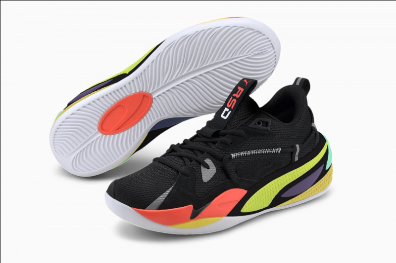 Cette paire est l'une des sneakers fétiches de Tristan Jass, la :