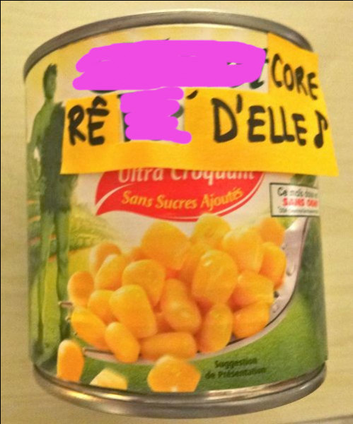 """Ah, vivement le joli mois de """"maïs"""" !"""