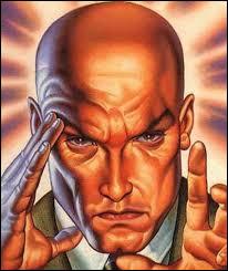 Par qui son fidèle ami, le professeur X., a-t-il été interprété ?