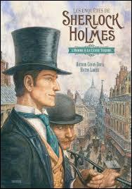 Voici une nouvelle enquête pour vous ! Qui a déjà incarné le personnage de Sherlock Holmes ?