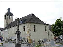 Voici l'église Saint-Pierre de Lay-Lamidou. Commune néo-aquitaine, elle se situe dans le département ...