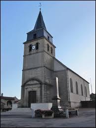 Je vous présente l'église Saint-Martin de Norroy-le-Sec. Village de l'arrondissement de Briey, dans le Pays Haut, il se situe dans le département ...