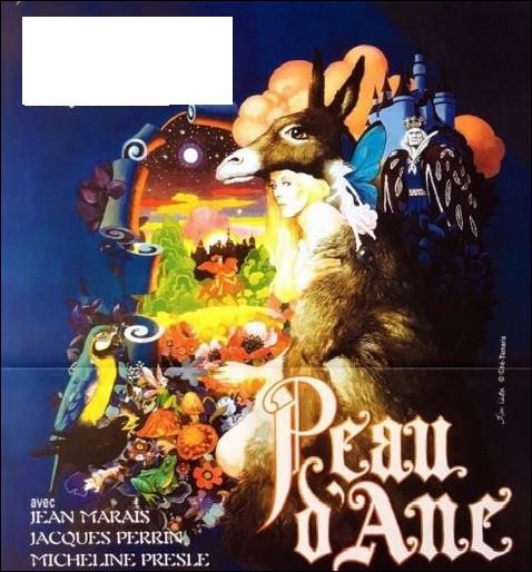 """Qui a joué avec Jean Marais dans """"Peau d'Âne"""", film de Jacques Demy réalisé en 1970 ?"""