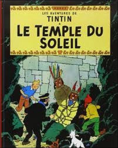 Bande dessinée : Quatorzième album de Tintin, ''Le Temple du soleil'' fut publié pour la première fois en quelle année ?