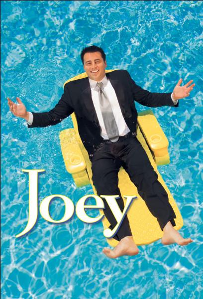 Quel membre de la bande apprend à Joey à naviguer ?