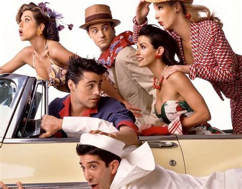 Quiz ''Friends'' saisons 6 et 7