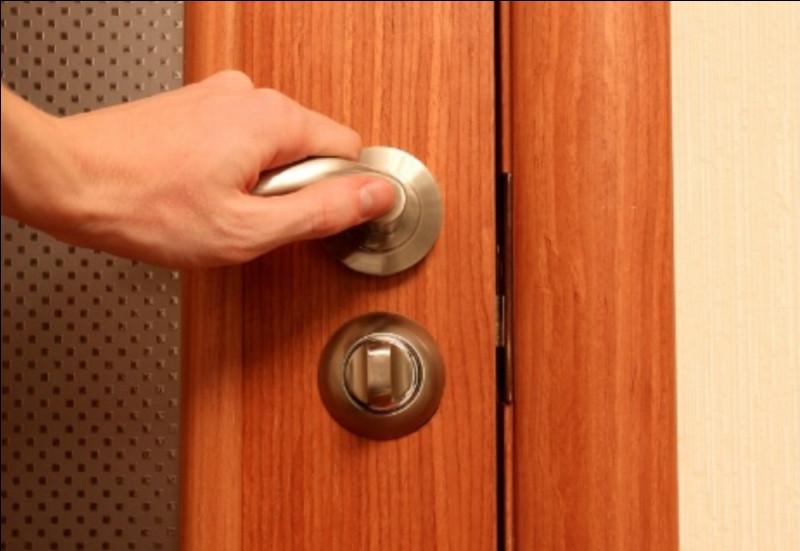 """Avez-vous une autre façon de dire """"fermer la porte"""" ?"""