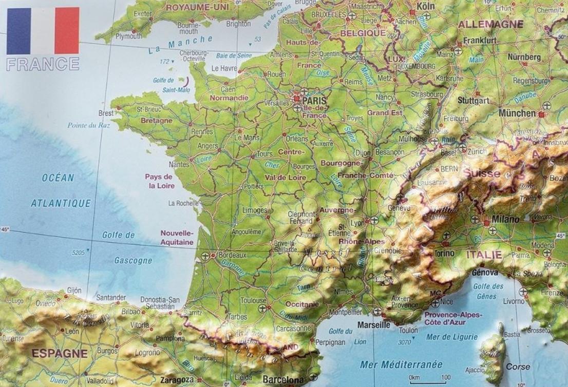De quelle zone de France êtes-vous selon votre vocabulaire ?